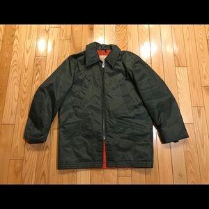 Vintage Golden Fleece workwear Industrial Jacket